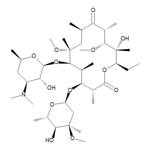 6,11-Di-O-methylerythromycin A