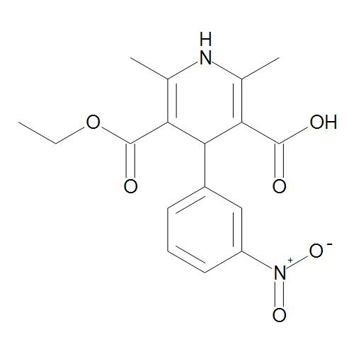 1,4-Dihydro-2,6-dimethyl-4-(3-nitrophenyl)pyridine-3,5-dicarboxylic Acid Ethyl Ester