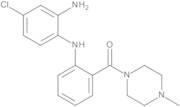 1-[2-[(2-Amino-4-chlorophenyl)amino]benzoyl]-4-methylpiperazine