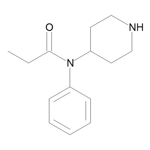 N-Phenyl-N-(piperidin-4-yl)propanamide