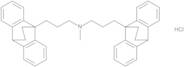 3-(9,10-Ethanoanthracen-9(10H)-yl)-N-[3-(9,10-ethanoanthracen-9(10H)-yl)propyl]-N-methylpropan-1-amine Hydrochloride