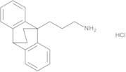 3-(9,10-Ethanoanthracen-9(10H)-yl)propan-1-amine Hydrochloride