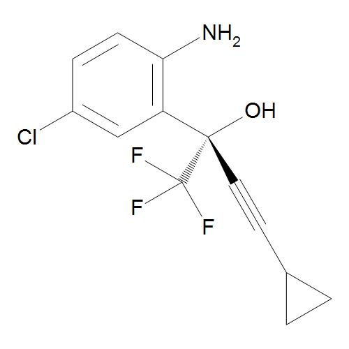(S)-2-(2-Amino-5-chlorophenyl)-4-cyclopropyl-1,1,1-trifluorobut-3-yn-2-ol