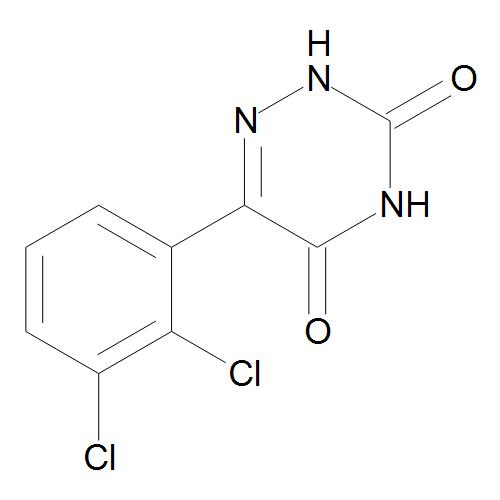 6-(2,3-Dichlorophenyl)-1,2,4-triazine-3,5(2H,4H)-dione
