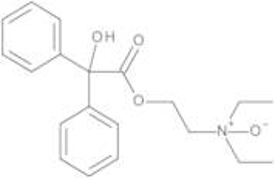 Benactyzine N-Oxide