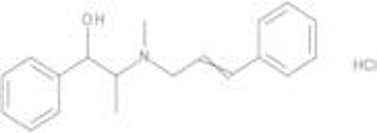 Cinnamedrine Hydrochloride