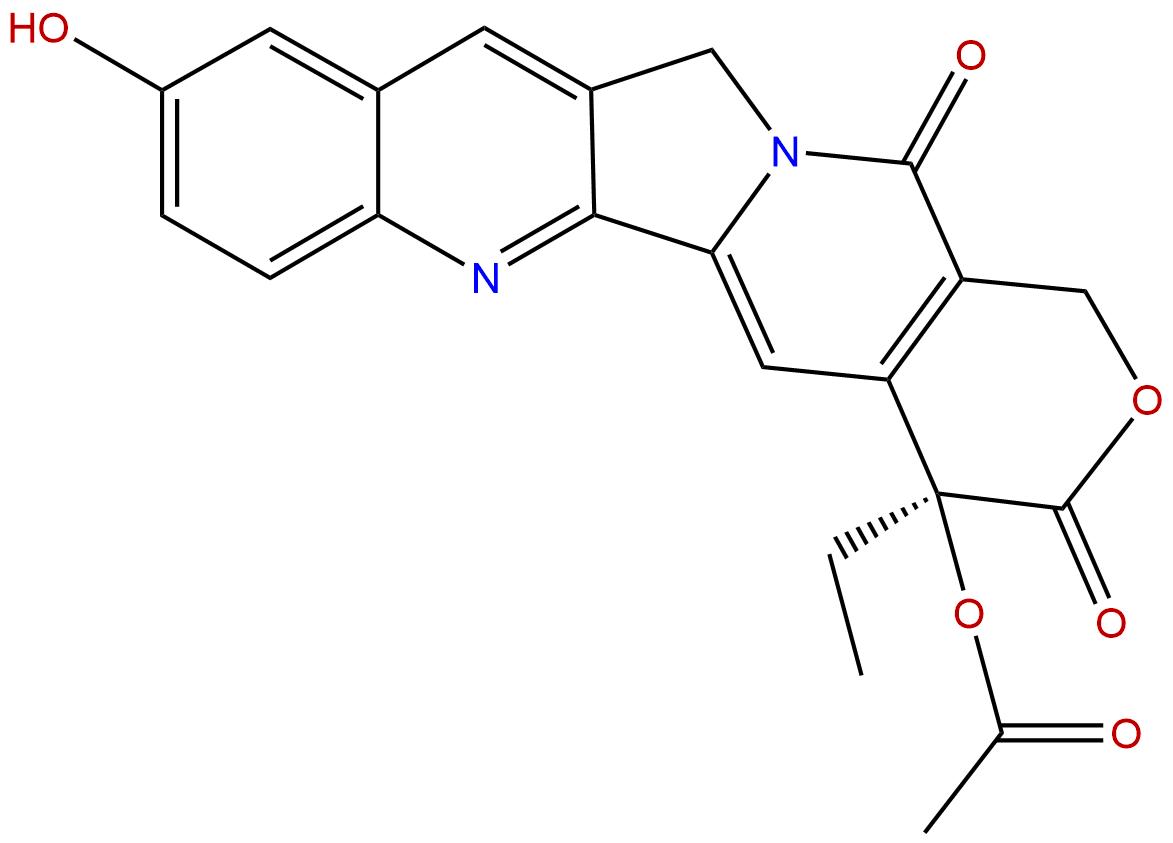 10-Hydroxycamptothecin acetate