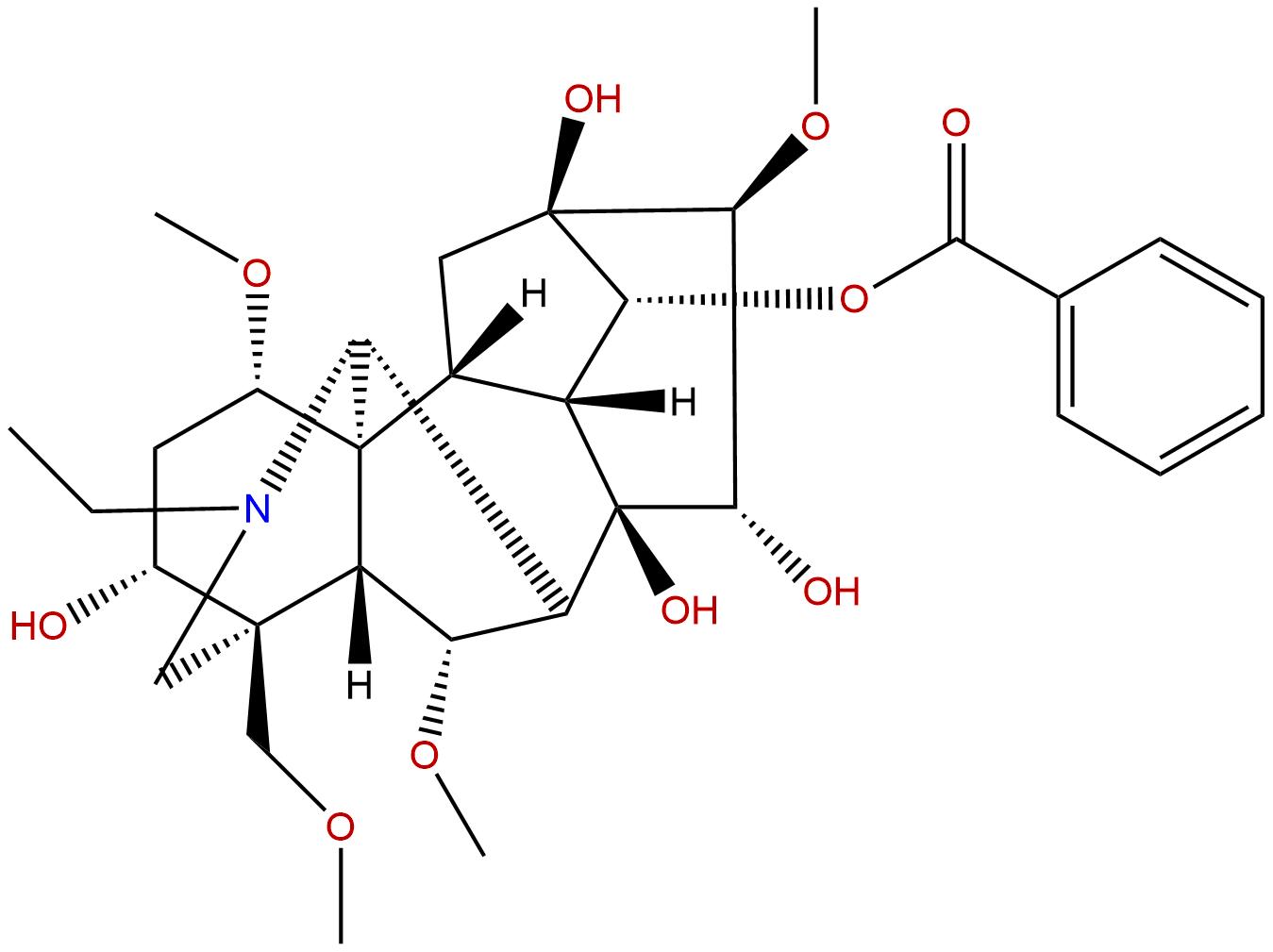 14-Benzoylaconine