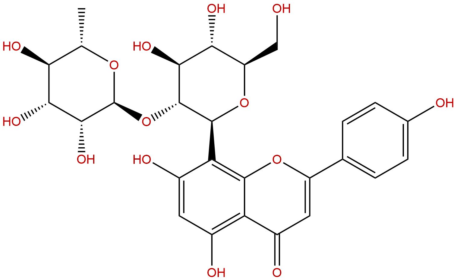 2''-Rhamnosylvitexin