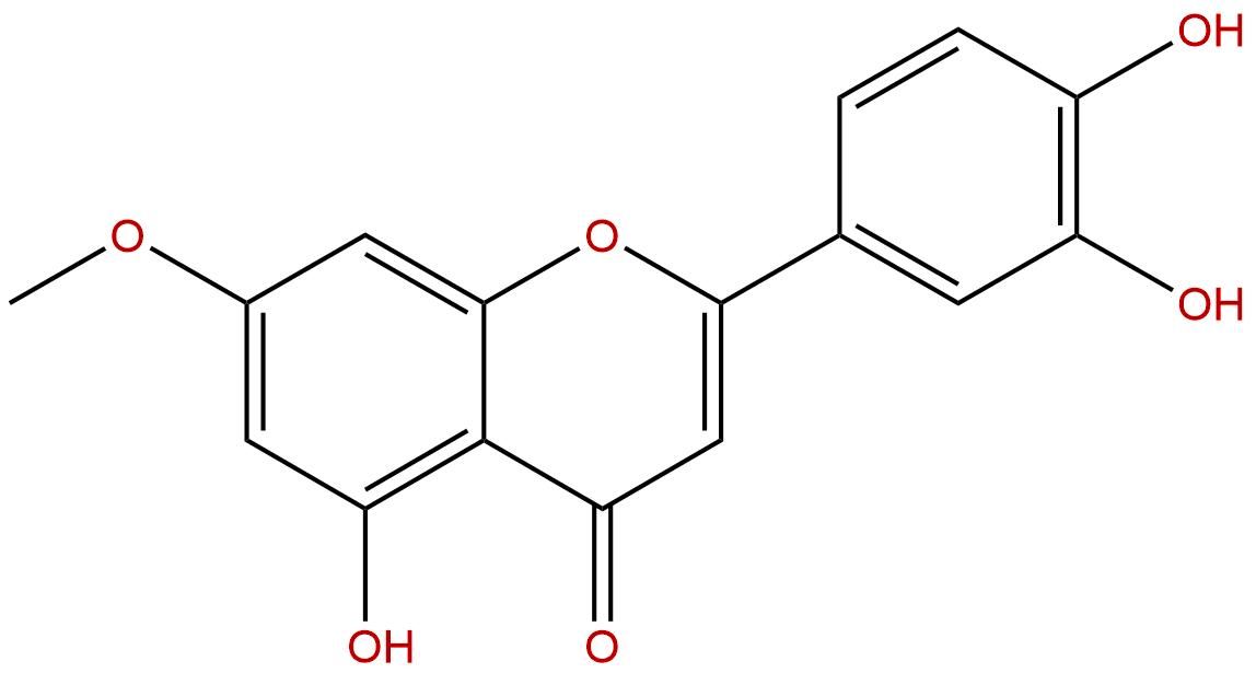 3'-hydroxygenkwanin