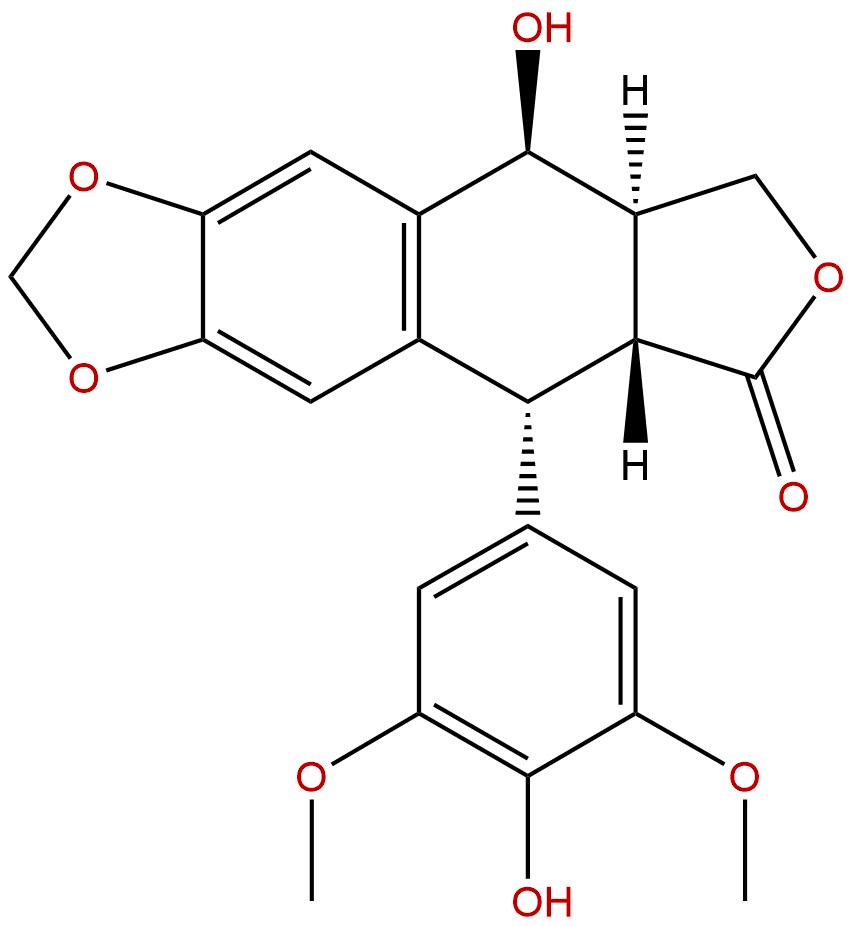 4'-Demethylepipodophyllotoxin