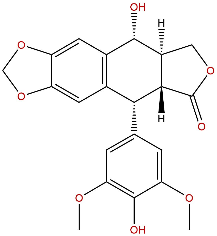 4'-Demethylpodophyllotoxin