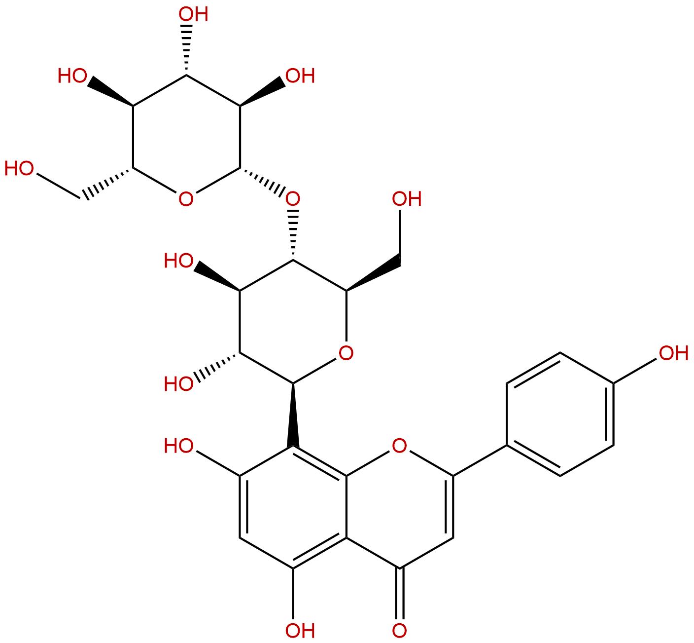 Vitexin -4''-O-glucoside