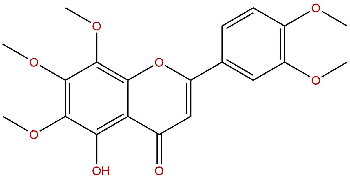 5-O-Demethylnobiletin