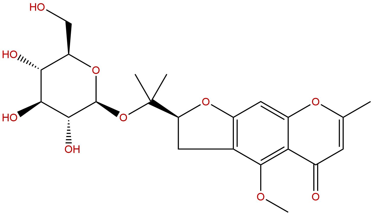 5-O-methylvisammioside