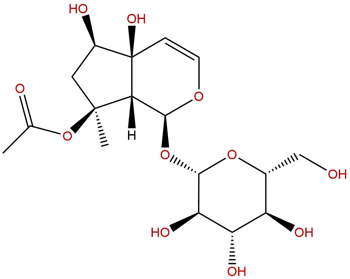 8-Acetylharpagide