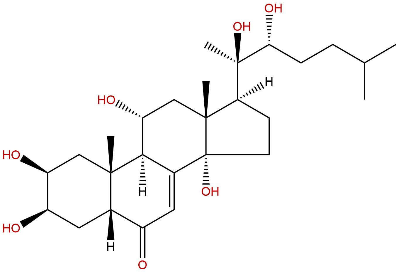 Ajugasterone C