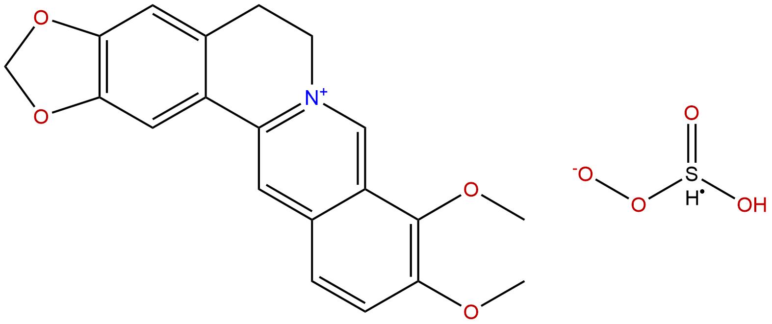 Berberine Sulfate