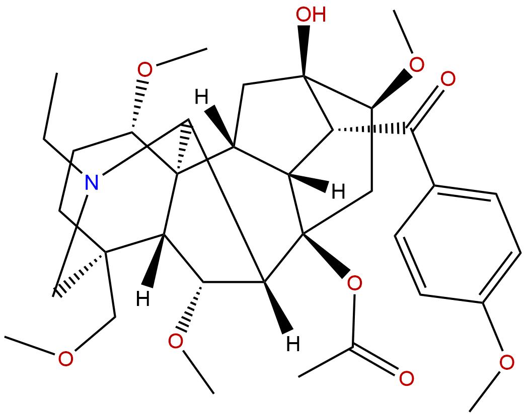 Bulleyaconitine A