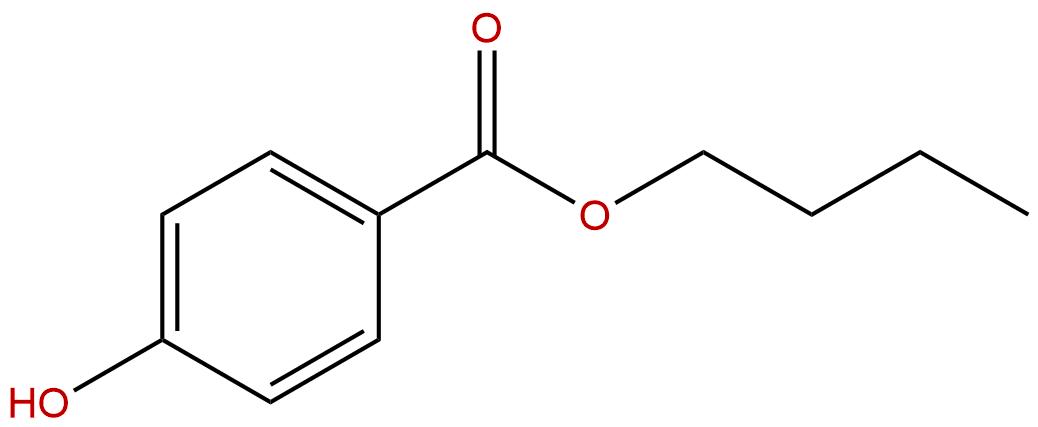 Butyl 4-Hydroxybenzoate