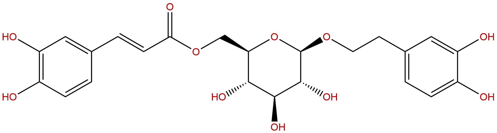 Calceolarioside B