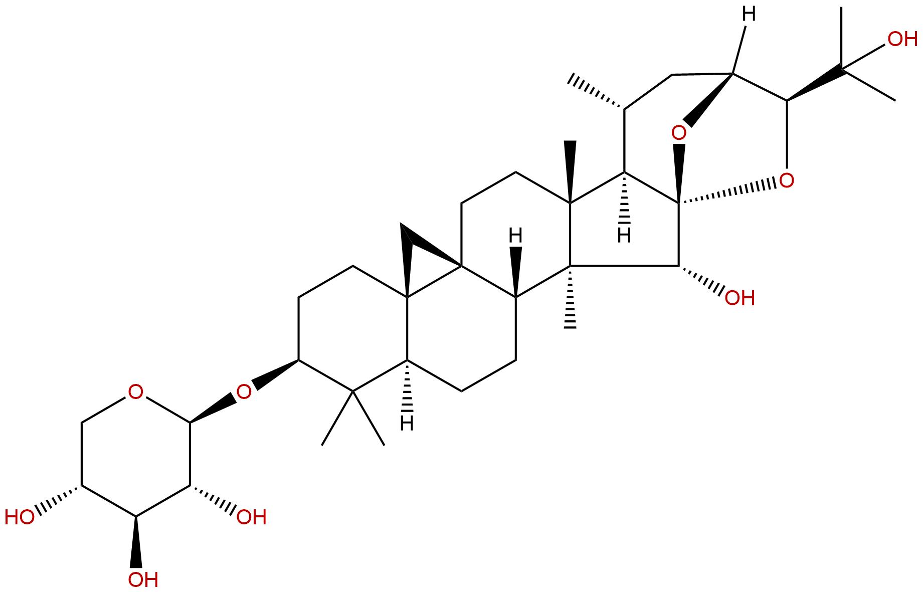 CiMigenol 3-beta-D-xylopyranoside