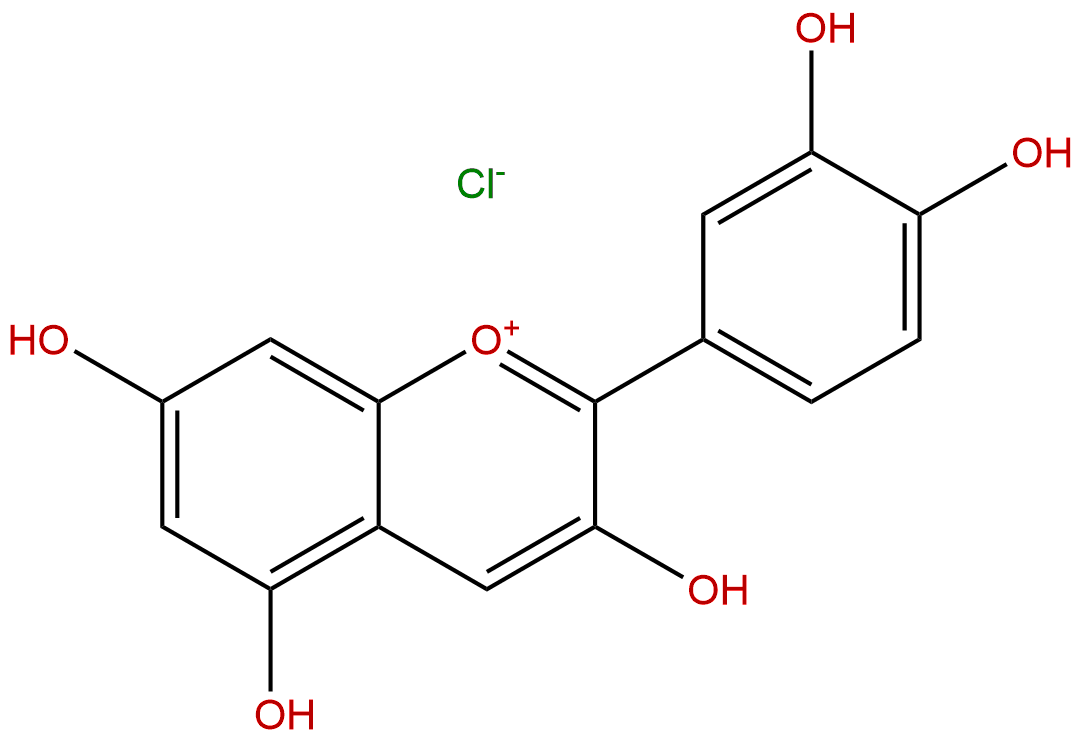 Cyanidin chloride