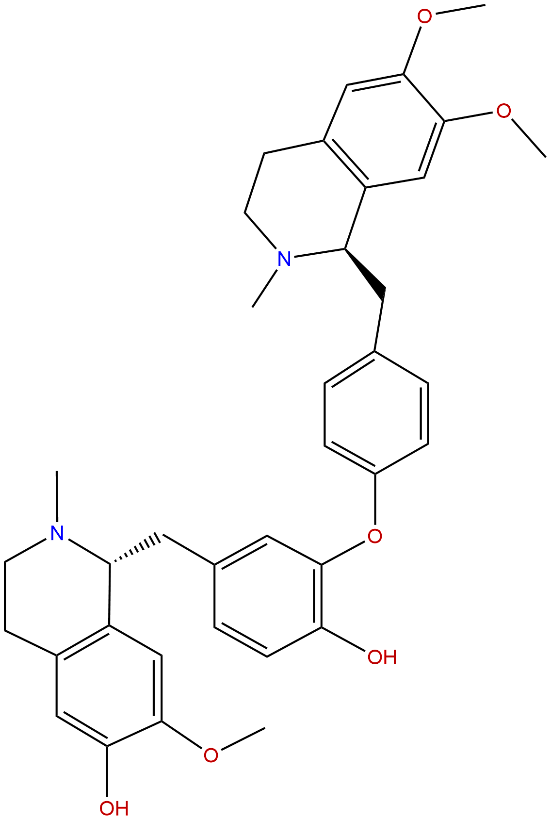 Dauricinoline