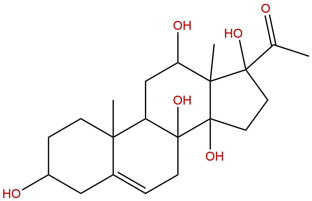 Deacylmetaplexigenin
