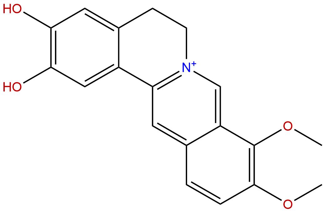 Demethyleneberberine