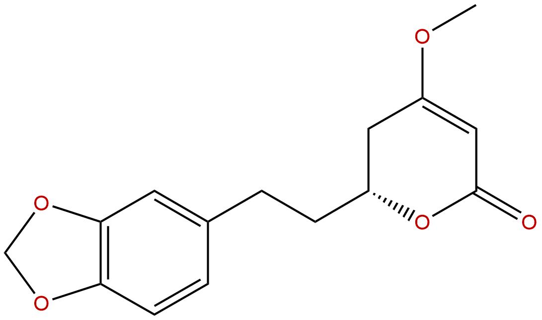 Dihydromethysticin