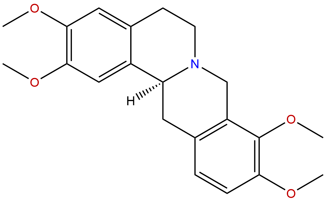 D-Tetrahydropalmatine