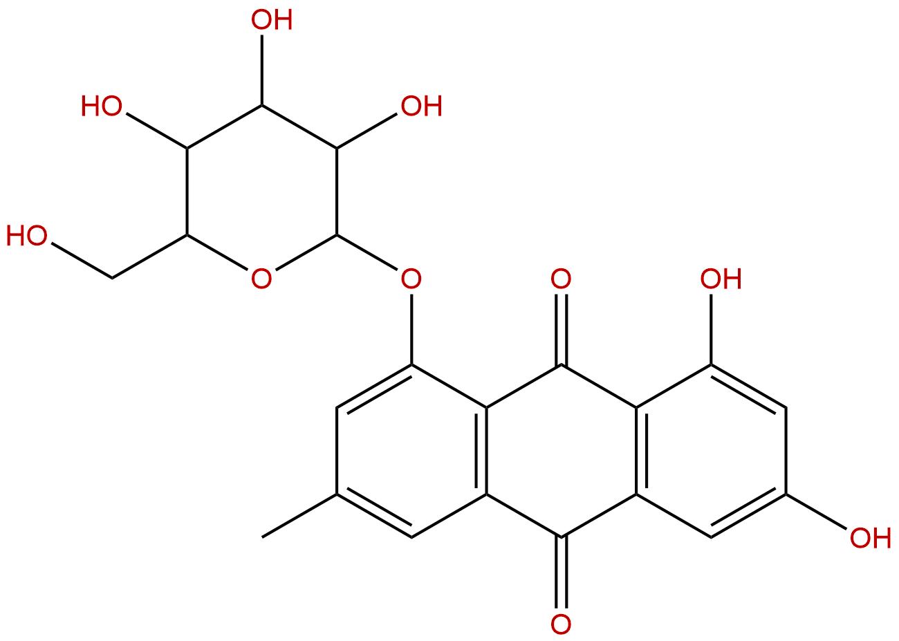 Emodin 1-glucoside
