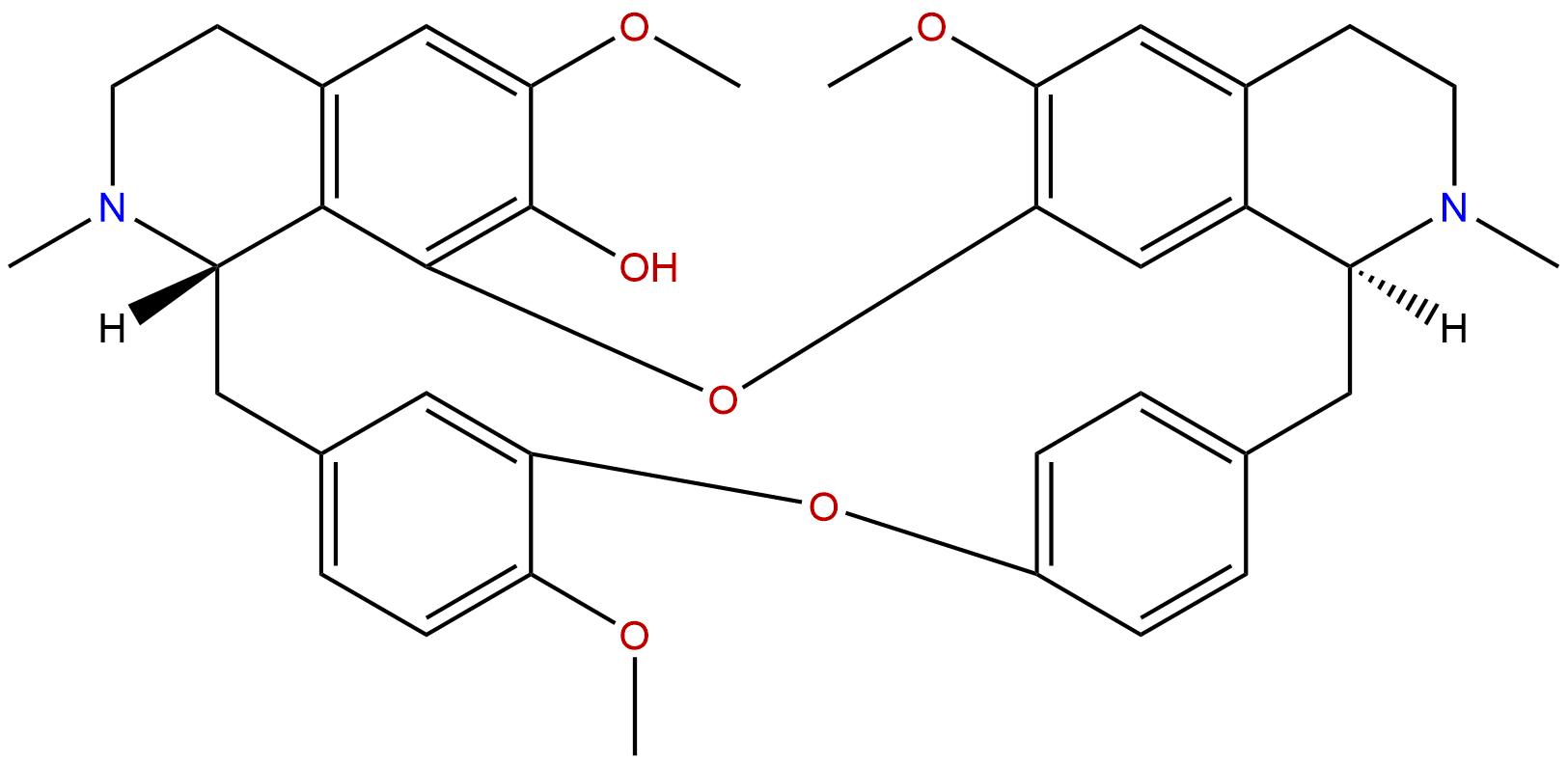 Fangchinoline