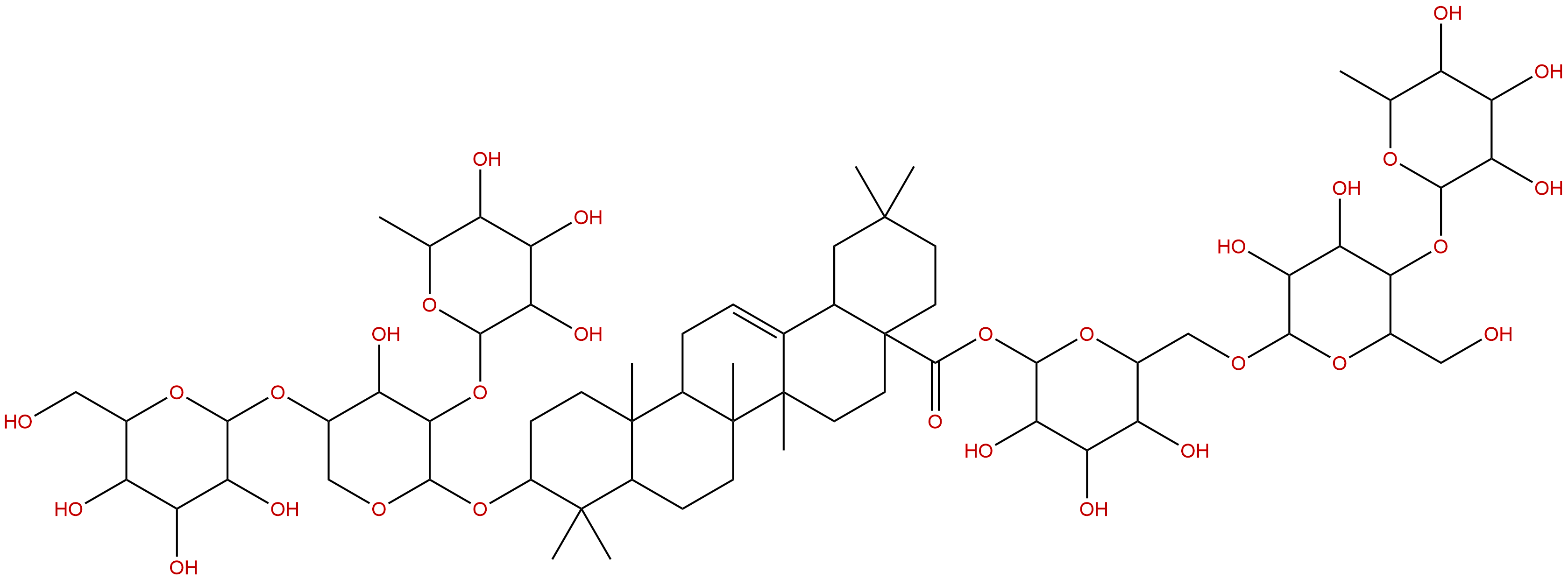 Hederacolchiside E