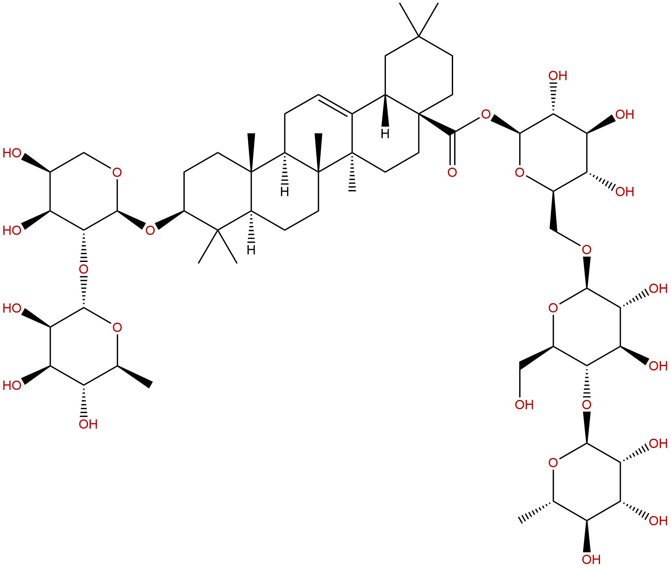 Hederasaponin B