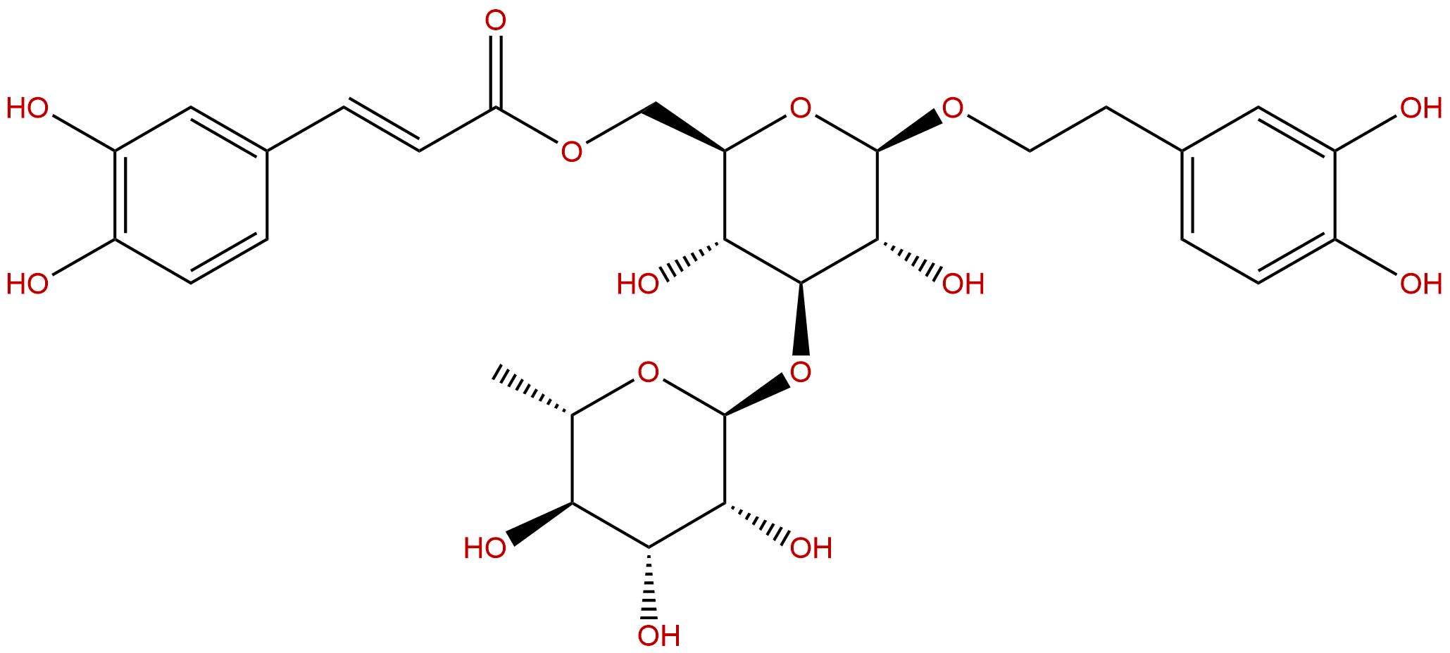 Isoacteoside