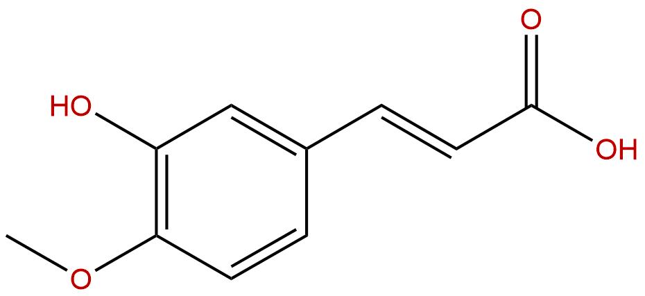 Isoferulic Acid