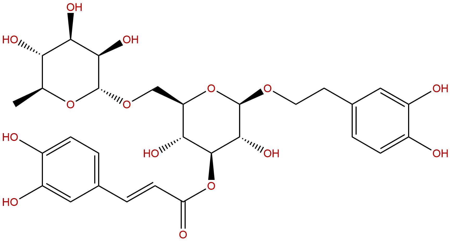 Isoforsythiaside