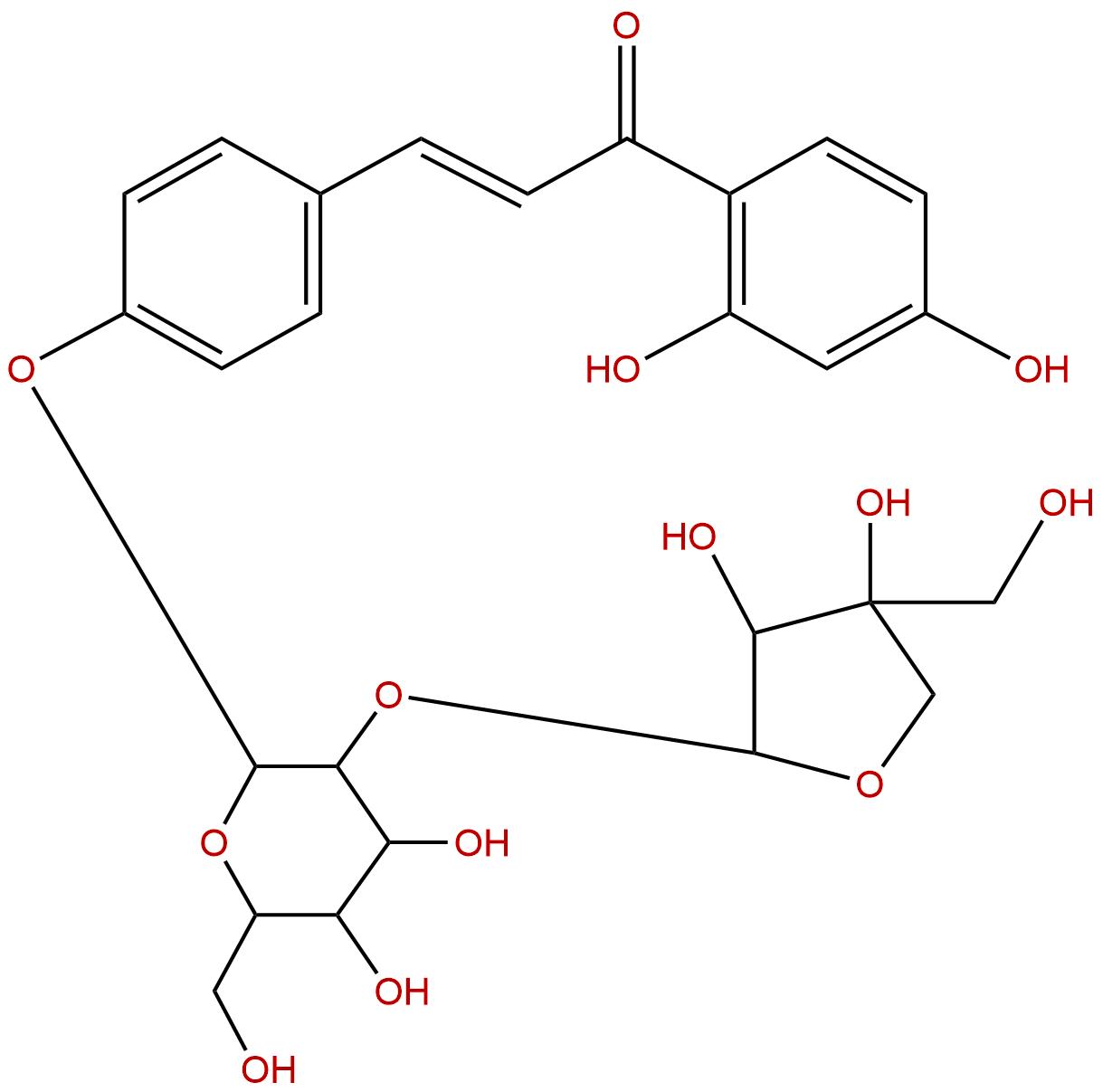 Isoliquiritin apioside