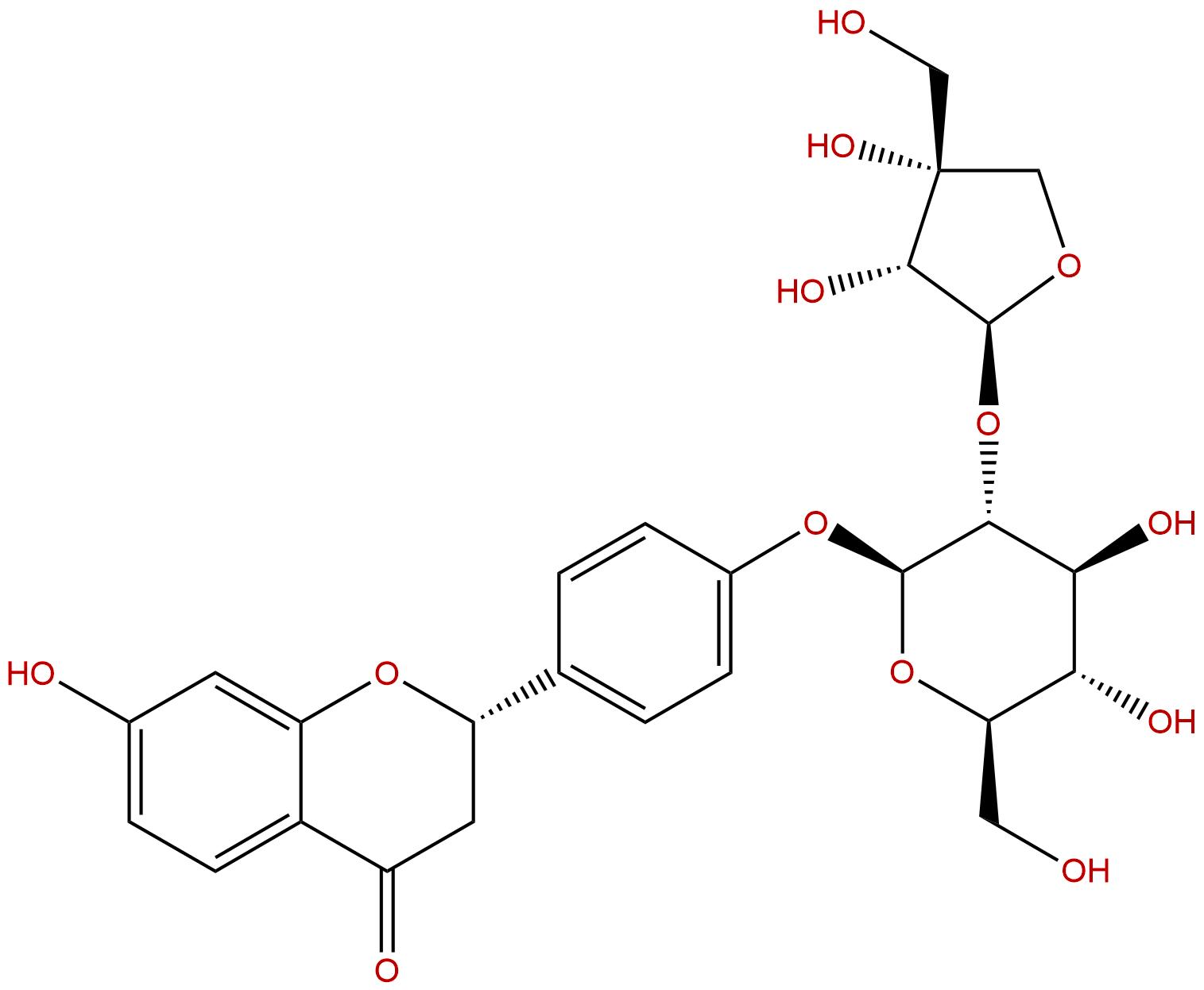 Liquiritin apioside