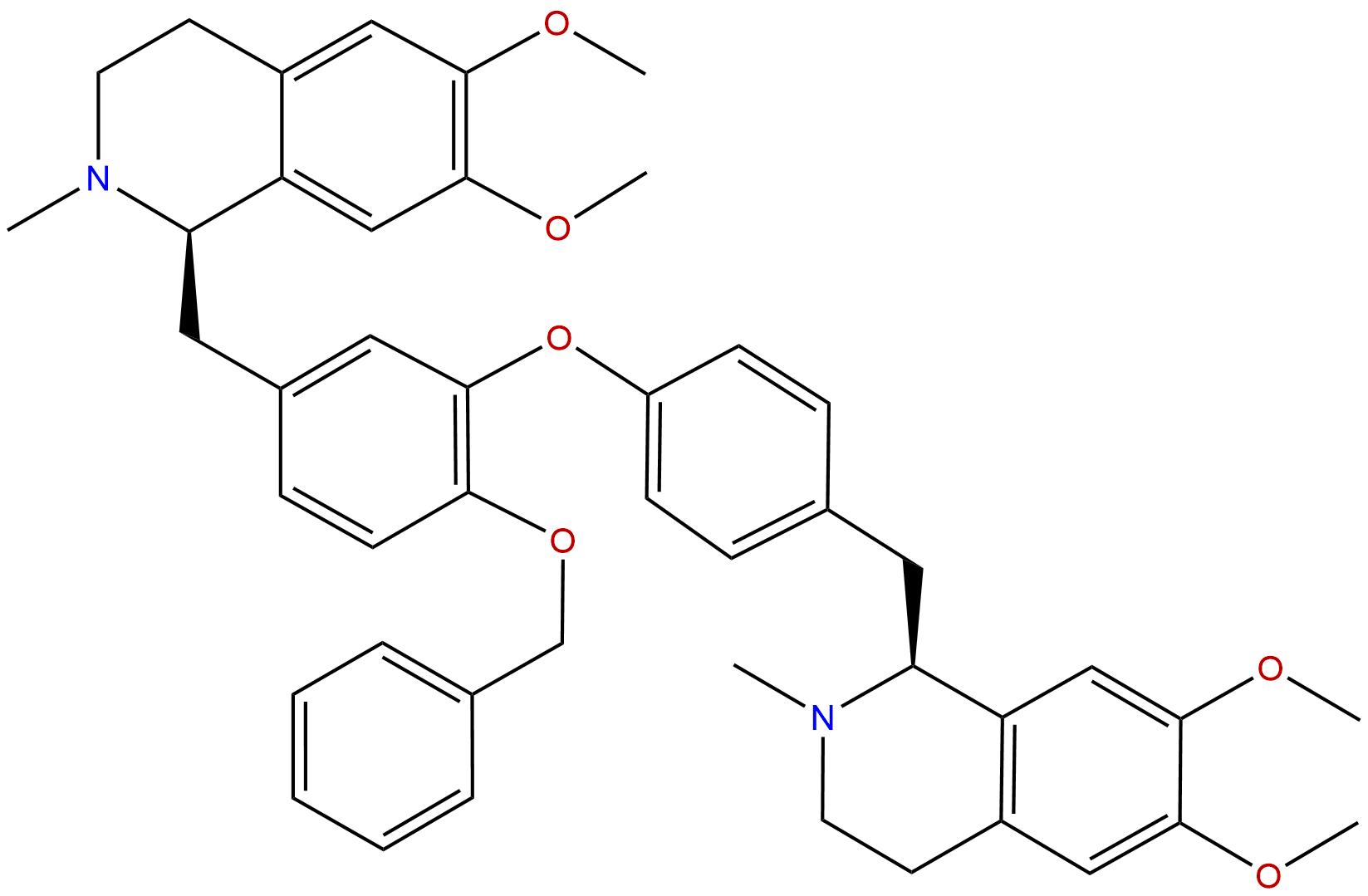 O-Benzyldauricine