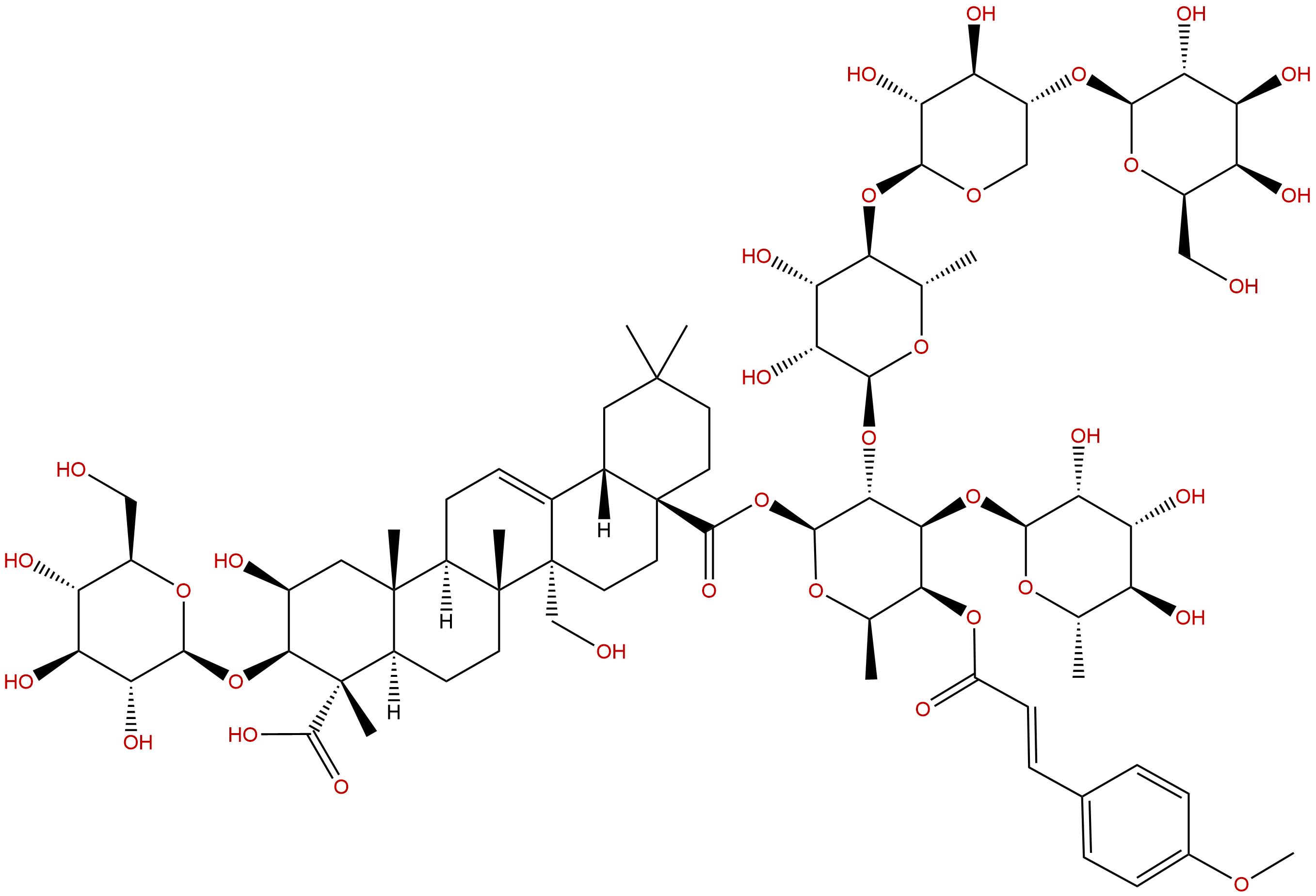 Onjisaponin B