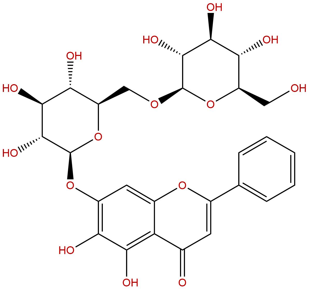Oroxin B