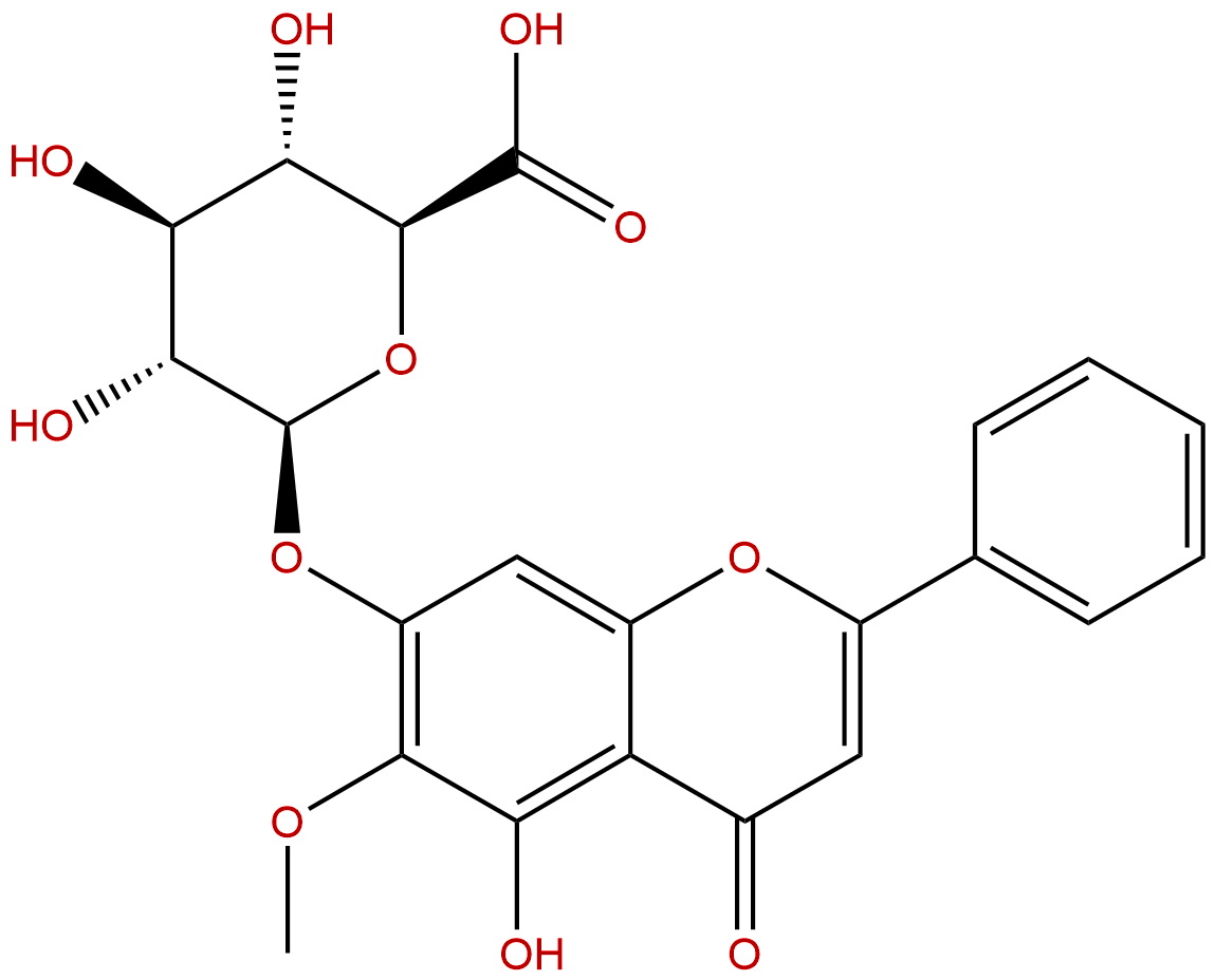 Oroxyloside