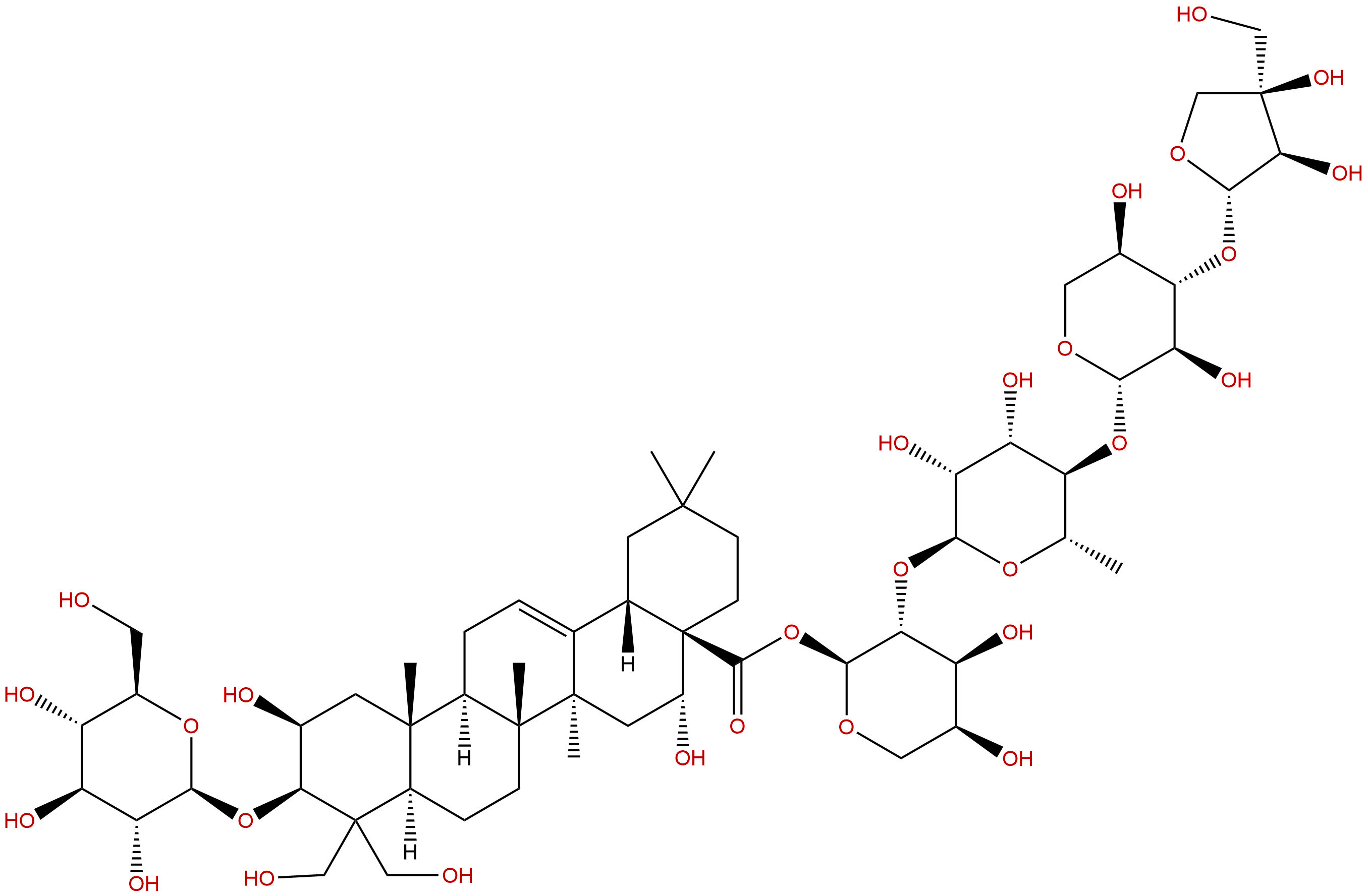 Platycodin D
