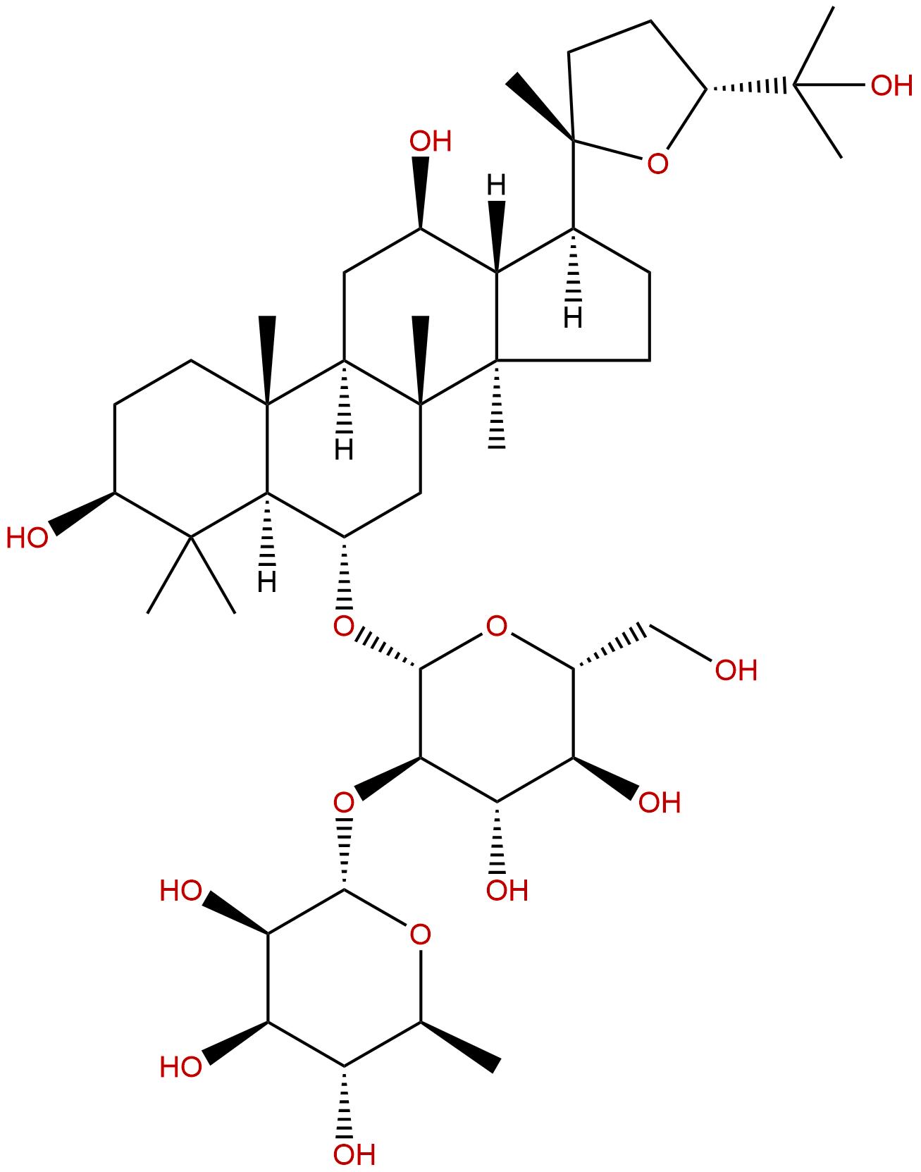 Pseudoginsenoside F11