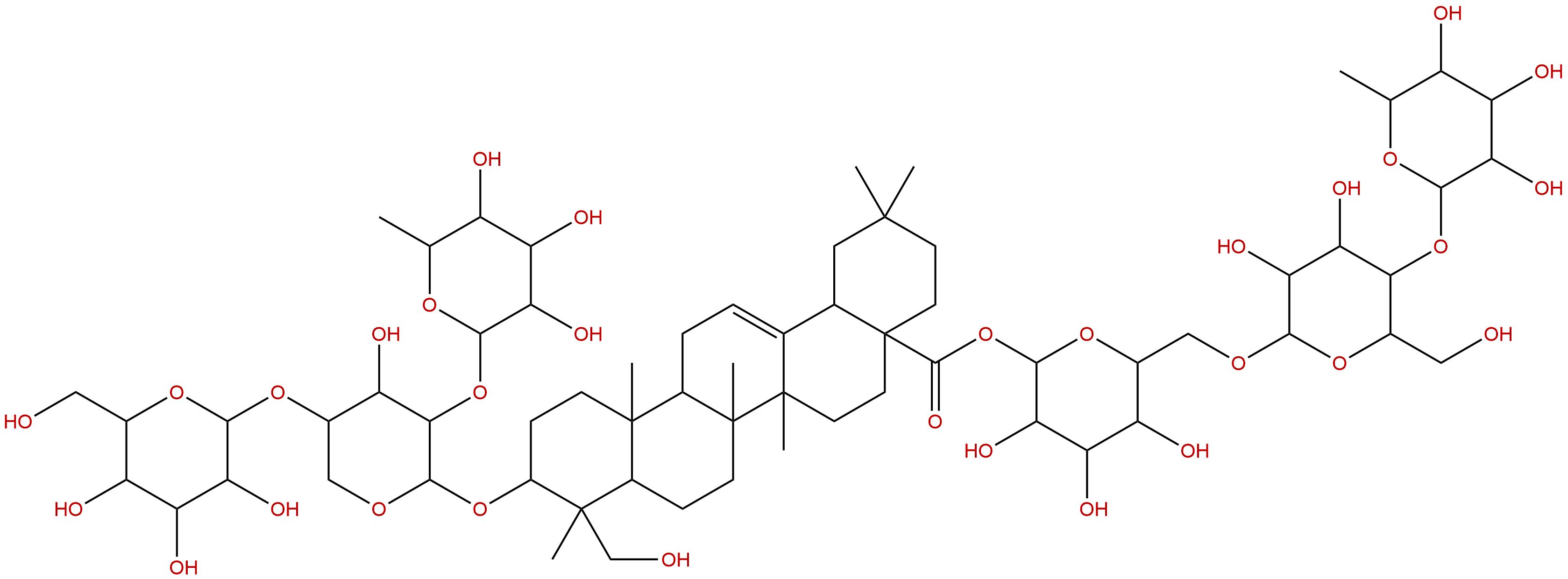 Pulsatillasaponin H