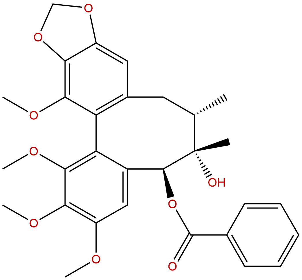 Schizantherin A