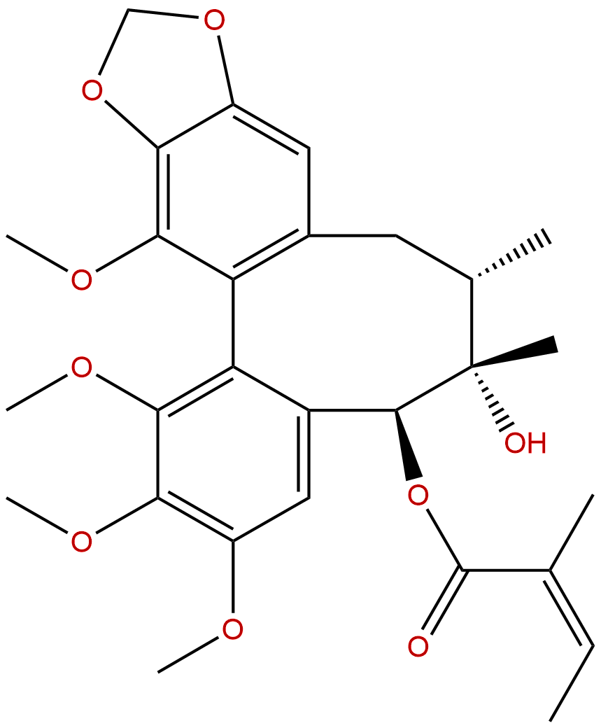 Schizantherin B